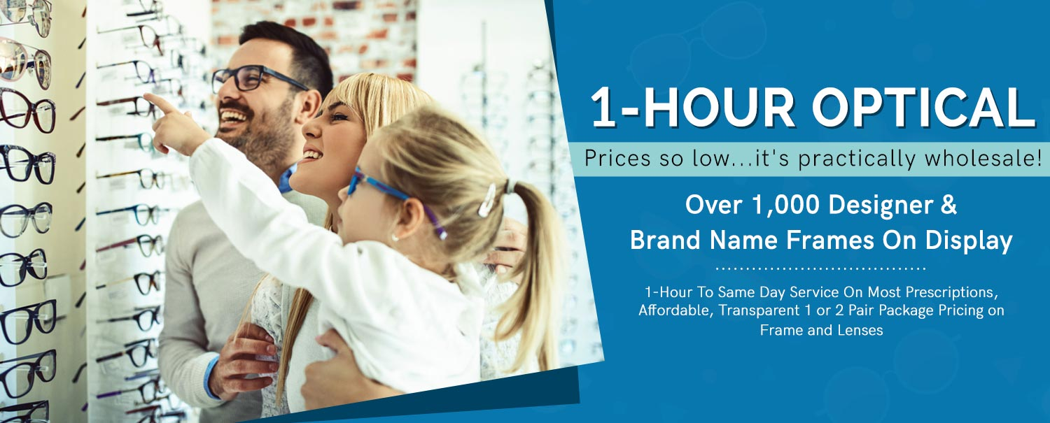 Shop Branded Eyewear At Alabama Family Optometry In Anniston, AL
